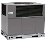 Carrier WeatherMaker Packaged Air Conditioner and Furnace