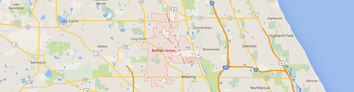 Buffalo Grove Map