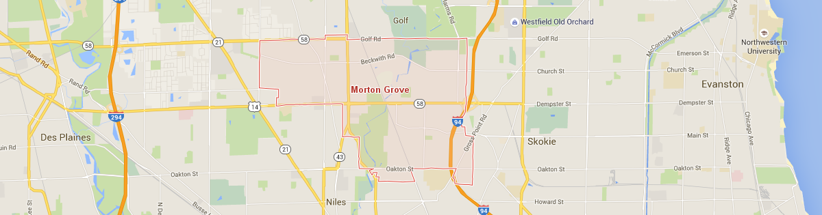 Morton Grove Map